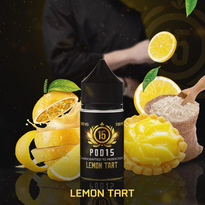 LEMON TART POD15